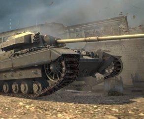 В World of Tanks появится британская самоходная артиллерия