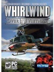 Обложка Whirlwind over Vietnam