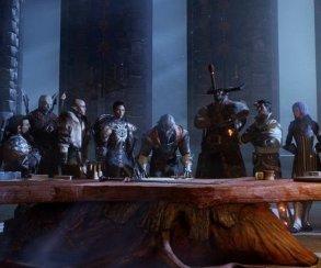 Новые кадры из Dragon Age: Inquisition запечатлели битву с драконом