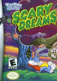 Обложка Tiny Toon Adventures: Scary Dreams