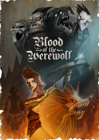 Обложка Blood of the Werewolf