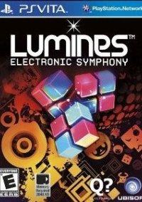 Обложка Lumines: Electronic Symphony
