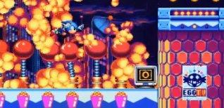 Sonic Mania. Анонсирующий трейлер