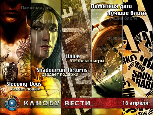 Канобу-вести (16.04.12)