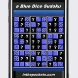 Скриншот Blue Dice Sudoku