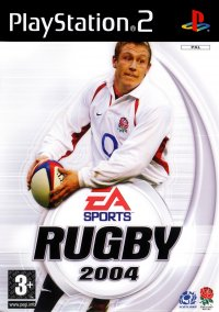Обложка Rugby 2004