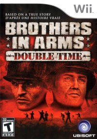 Обложка Brothers in Arms: Double Time
