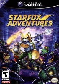 Star Fox Adventures – фото обложки игры