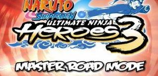 Naruto Shippuuden: Narutimate Accel 3. Видео #1