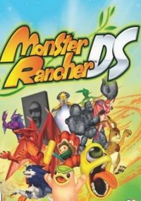Обложка Monster Rancher DS
