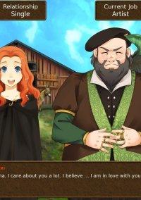 Spirited Heart Girl's Love – фото обложки игры