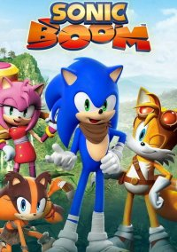 Обложка Sonic Boom