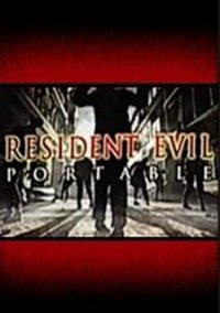 Обложка Resident Evil Portable