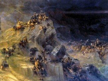 Как пережить ветхозаветный потоп. Инструкция по Библии