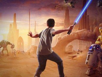 Рецензия на Kinect Star Wars
