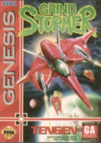 Обложка GRIND Stormer