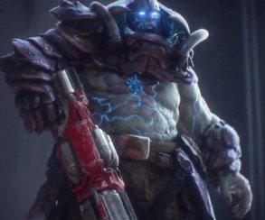 Безумные прыжки в геймплейном трейлере Quake Champions