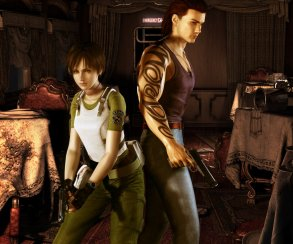 Ребекка и Билли против  тараканов в трейлере ремастера Resident Evil 0