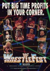 Обложка WWF WrestleFest