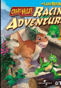 Обложка The Land Before Time: Great Valley Racing Adventure