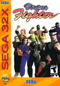 Обложка Virtua Fighter