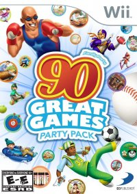 Обложка Family Party 90 Great Games Party Pack
