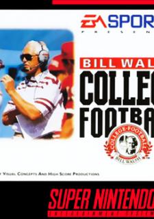 Bill Walsh College Football