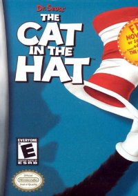 Обложка Dr. Seuss' Cat in the Hat