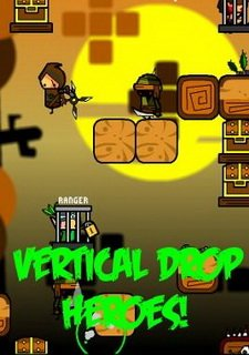 Vertical Drop Heroes