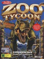 Обложка Zoo Tycoon: Dinosaur Digs