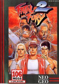 Обложка Fatal Fury 2