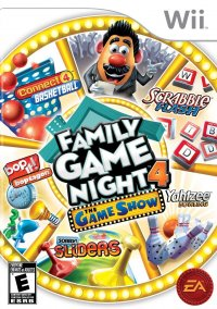 Обложка Hasbro Family Game Night 4: The Game Show
