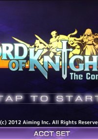 Обложка Lord of Knights: The Conquerors
