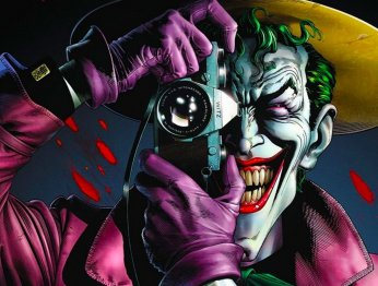 Рецензия на «Бэтмен: Убийственная шутка»