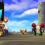 Скриншот Chocobo Racing 3D