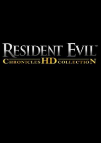 Resident Evil: Chronicles HD Collection – фото обложки игры