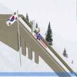 Скриншот Deluxe Ski Jump 3 – Изображение 2