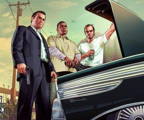 Персонажи GTA 5 будут доступны не сразу