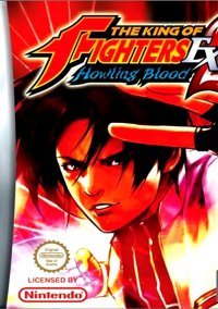 Обложка King of Fighters EX 2: Howling Blood