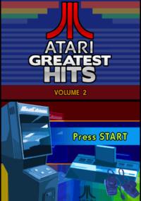 Обложка Atari's Greatest Hits: Volume 2