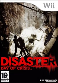 Обложка Disaster: Day of Crisis