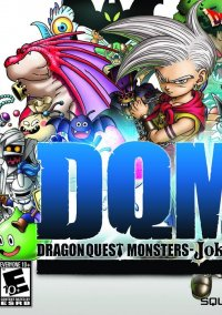 Обложка Dragon Quest Monsters: Joker