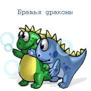 Обложка Братья драконы