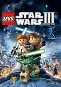 Обложка LEGO Star Wars III: The Clone Wars