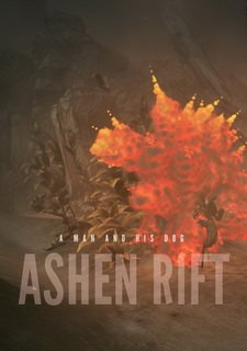 Ashen Rift: A man and his dog