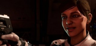 Mass Effect: Andromeda. Сара Рэйдер