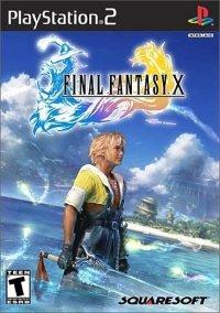 Обложка Final Fantasy 10