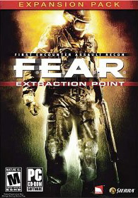 Обложка F.E.A.R.: Extraction Point