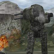Обложка Giant Fighting Robots