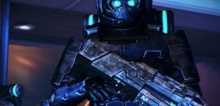 Mass Effect 3: Citadel. Видео #1
